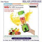 Portable Mini Fruit Juicer