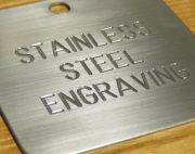 Metal Etching, Steel Name Plate, Metal Engraving