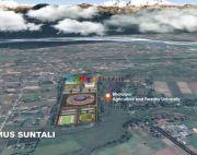 3.5 katta  land at Bharatpur