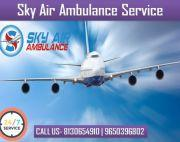 Pick Air Ambulance for Emergency Shifting of Patient from Mysore