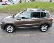Volkswagen Tiguan 2014 For the cheapest price