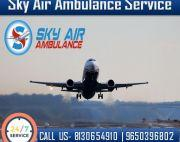 Rent a World-Class Air Ambulance in Guwahati for Emergency Shifting
