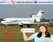 Avail of Full ICU Facility Air Ambulance in Allahabad by Medilift