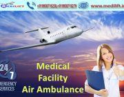 Hire Medilift Air Ambulance in Guwahati-One of the Best Service Provider