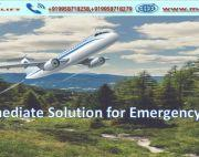 Take Fast Patient Transfer Air Ambulance Service in Bangalore