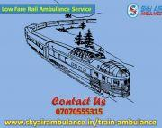 Book First Class ICU Setup Rail Ambulance in Kolkata at Low Cost