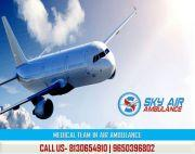 Choose ICU Configured Air Ambulance from Chennai at the Least Cost