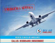 Rent a Discounted Cost Air Ambulance from Bhopal