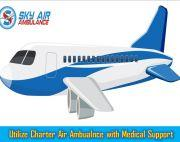Get Fearless ICU Patient Shifting from Agra by Sky Air Ambulance