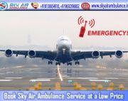 Avail the Fastest Air Ambulance Service from Siliguri