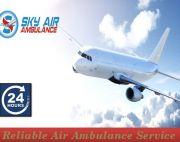 Get Air Ambulance from Chandigarh with World-Class Medical Facility