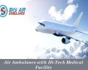 Get First-Class Medical Treatment by Air Ambulance from Kharagpur