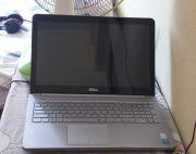 Dell inspiron core i5 10gb ram(added) 750gb hdd with touch screen
