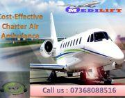 Utilize Medilift Best Medical Care Air Ambulance Services in Mumbai
