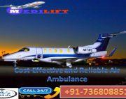 Get Top-Class Commercial Air Ambulance Services in Chennai by Medilift