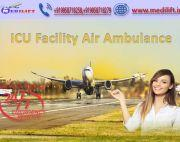 Hire Most Reliable Air Ambulance Service in Hyderabad by Medilift