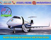 Utilize Air Ambulance Service in Nanded with 24 Hours Emergency Facility