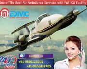 Select Advanced Life Support by Medivic Air Ambulance Service in Bhopal