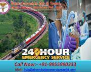 Get ICU Train Ambulance Service in Bangalore at Low Fare - Panchmukhi