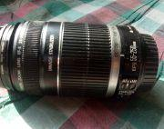 Canon 55-250 lense on sale
