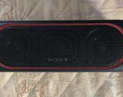 Sony SRS XB30 bluetooth speaker