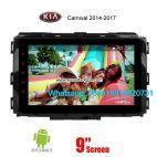 Kia Carnival 2014-2017 radio GPS android