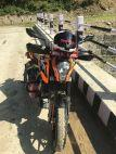 KTM Duke200 on fresh condition.