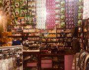 Cosmetics shop for sale
