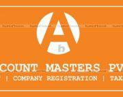 Company Registration, Audit Report, VAT, TAX
