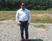 5 ana land at Shishuwa-Aarupata-Archale Marga Lekhnath