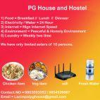 PG House and Hostel