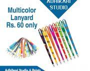 Multicolour Layland Rs 60 Only