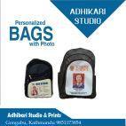 BAG PRINT your photo & logo