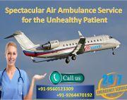 Use High-Standard Air Rescue by Medivic Air Ambulance in Dimapur