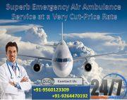 Get the Advantage of Best Air ambulance in Silchar by Medivic
