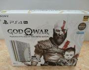 Sony PlayStation 4 Pro God Of War 1TB With Wireless Controller Limited