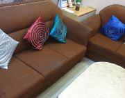 SOFA SET - 5 SEATER