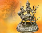 24 Inch Durga Nepali