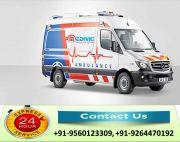 Comfortable Transportation by Medivic Ambulance Service in Bokaro