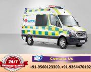 Unique Medical Care by Medivic Ambulance Service in Dhanbad