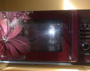 LG 32L microwave Convection oven