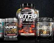 All MUSCLETECH BRAND SUPPLEMENT/PROTEIN