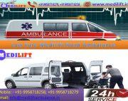 Use Possible Low Fare Ambulance Service in Samastipur with ICU Setups