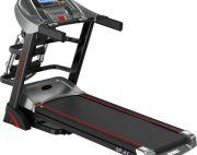 Multi-function A7 Treadmill with Massager Belt Folding