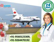 Take Highly Demanded ICU Air Ambulance Services in Chennai by Medivic