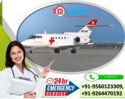 Most Optimum Air Ambulance Services in Indore at an Inexpensive Cost