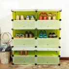 Cabinet Shoe Rack 10 cube
